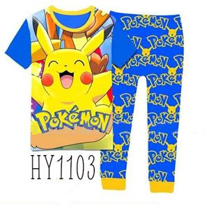 HY1103 Pokemon Pyjamas