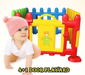 4+1 DOOR PLAYARD N00959
