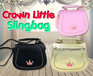 Crown Little Slingbag