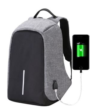 Anti Theft USB Bag