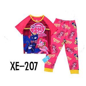 CALUBY XE-207 Kids Pyjama (2-7 tahun)