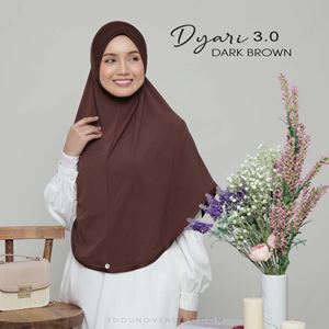 DYARI 3.0 IN DARK BROWN