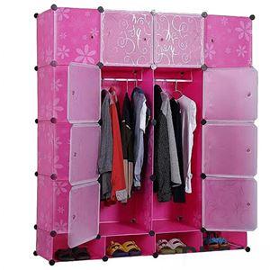 16cube + shoe rack PINK