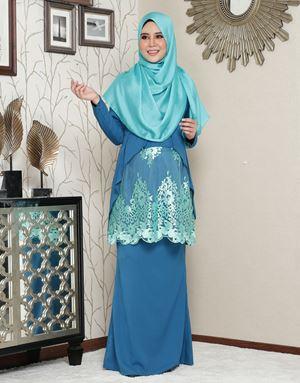 Aaisyah Dhiarana -  Sapphire Blue