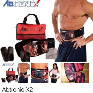 ABTronic X2 Slimming Fitness Set