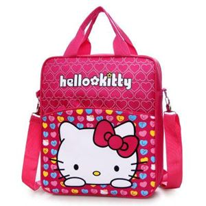 @TUITION / SHOULDER BAG { KITTY PINK }