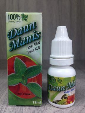 Daun Manis (Stevia) 12ml