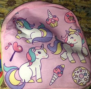 Cute Unicorn Backpack