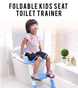 FOLDABLE KIDS SEAT TOILET TRAINER ETA 31/12/2018