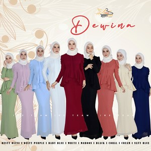 DEWINA EXCLUSIVE KEBAYA