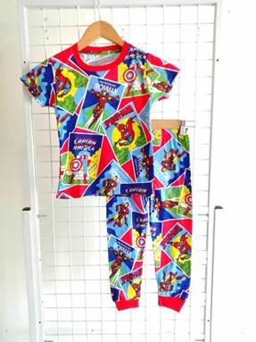 Pyjamas  MARVEL : KIDS size 2 - 10