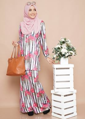 Diva Mini Kurung (DV102)- Nursing + Maternity