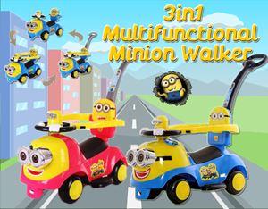 3in1 Multifunctional Minion Walker