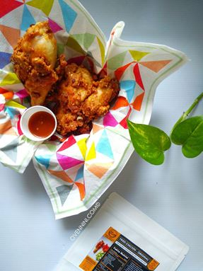 Fried Chicken (Original)/ Tempura/ Fries/ Sotong Celup Tepung