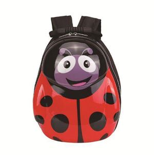 LADY BUG EGGS SHELL BAG FOR KINDERGARDEN