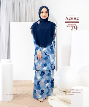 NEW LOOK AGUNG 7 IN OPHELIA