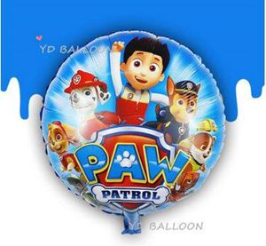 PARTY BALLOON ( PAW PATROL )