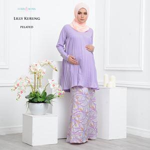 Lilly Kurung - Lilac Purple