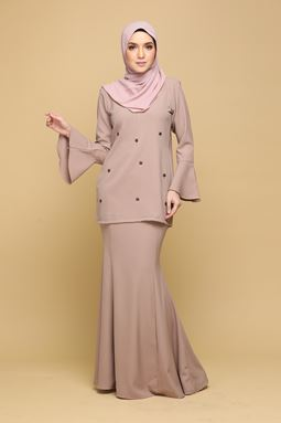 ZARRA - ALMOND BROWN (ADULT)