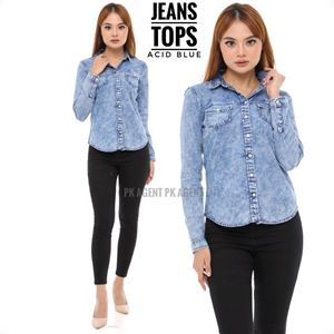 JEANS TOPS