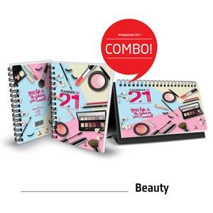 RM9.99 SAHAJA - CLEAR STOCK - COMBO Planner 2021 MEPlanner + Desk Calendar 🔥