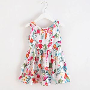 BB335-3  Baby Girl's Dress