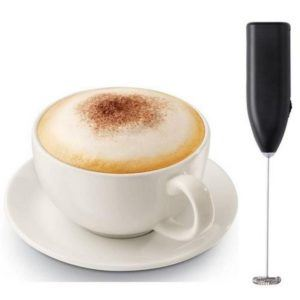 FOAM COFFEE SPINNER