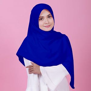 GLEAM BAWAL IN ROYAL BLUE