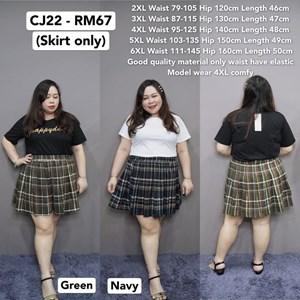 CJ22 *Pre-Order * Waist 79-145cm