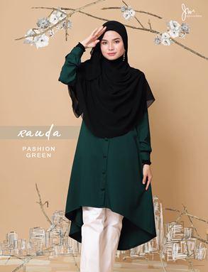 RAUDA (Persian Green)