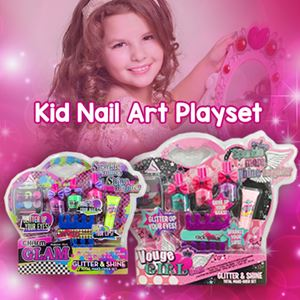 KIDS NAIL ART PLAYSET
