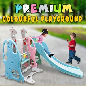 PREMIUM COLOURFUL PLAYGROUND