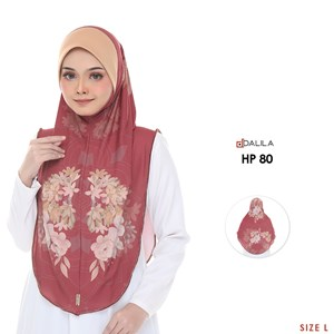 HAWA PRINTED NEW EDITION (L) HP 80