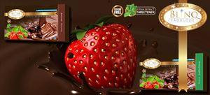 Blinq Fabulouz Choco Strawberry Mint - Slimming