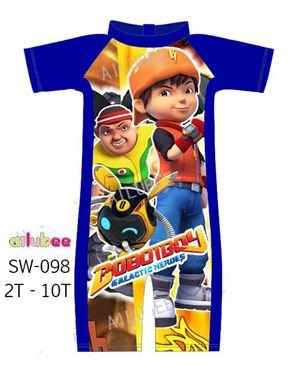 SW-098 Ailubee Swimsuit