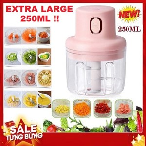 Intelligent Electric Garlic Machine 250ML