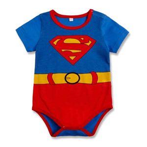 @  C1458 SUPERMAN ROMPER