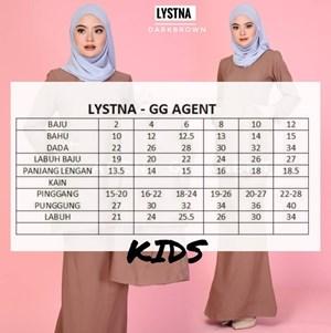 LYSTNA KURUNG / KIDS