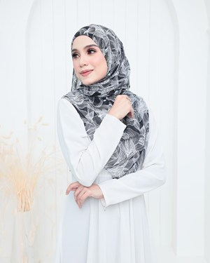 SHAWL RATU BLACK EDITION