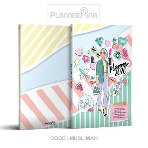 Planner Ana 2020 (MUSLIMAH)