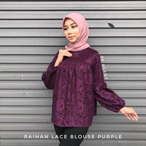 RAIHAN LACE BLOUSE