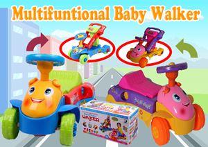 Multifuntional Baby Walker