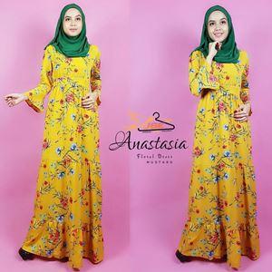 ANASTASIA FLORAL DRESS