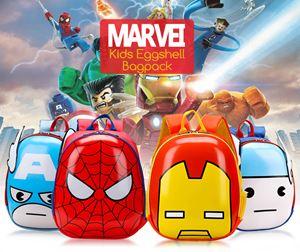 Marvel Kids Eggshell Bagpack