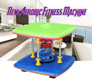 New Aerobic Fitness Machine