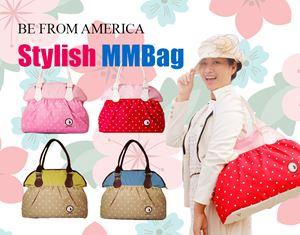 BE FROM AMERICA Stylish Mummy Bag