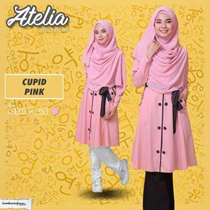 Atelia ( Cupid Pink )