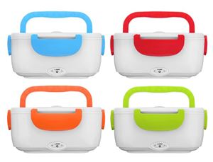 COLOR ELECTRIC LUNCH BOX