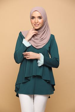 LILY EMERALD GREEN