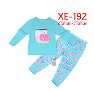 CALUBY XE-192 Kids Pyjama (2-7 tahun)